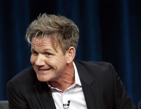 Gordon Ramsay talks cocaine in new series