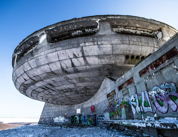 Take a look inside an abandoned $35 monument