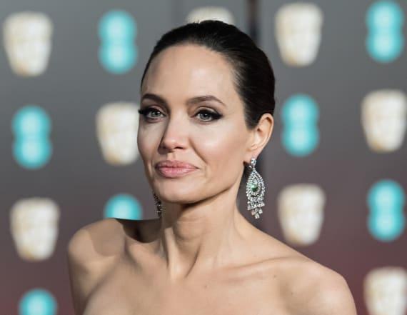 Angelina Jolie jealous of Amal Clooney: Report