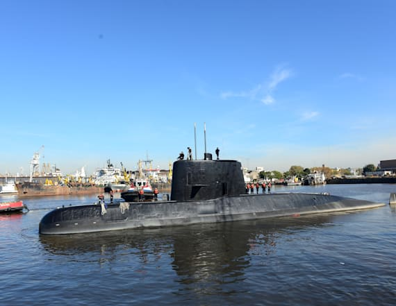US Navy, NASA help Argentina find missing submarine