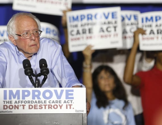 Sanders launching single payer health care proposal