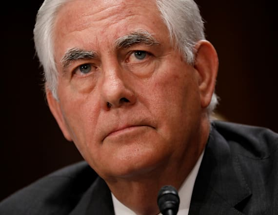 Secretary of State Rex Tillerson may step down