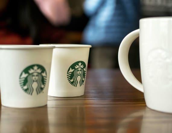 Starbucks made a huge pumpkin spice announcement