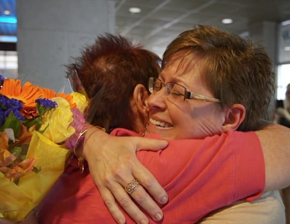 DNA test helps reunite mom, daughter after 50 years