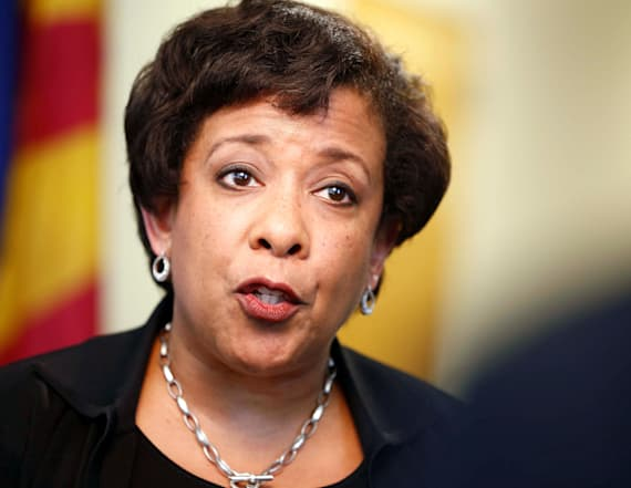 Senate is investigating Loretta Lynch