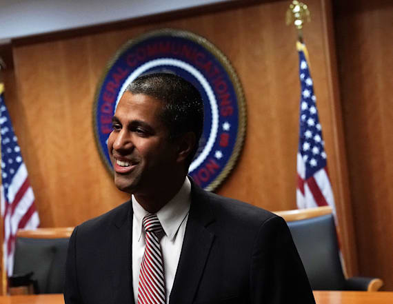 The FCC votes to repeal net neutrality rules