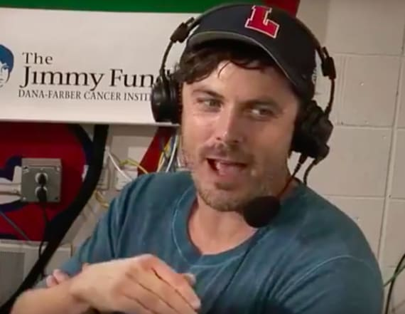 Casey Affleck drops Ben Affleck bombshell