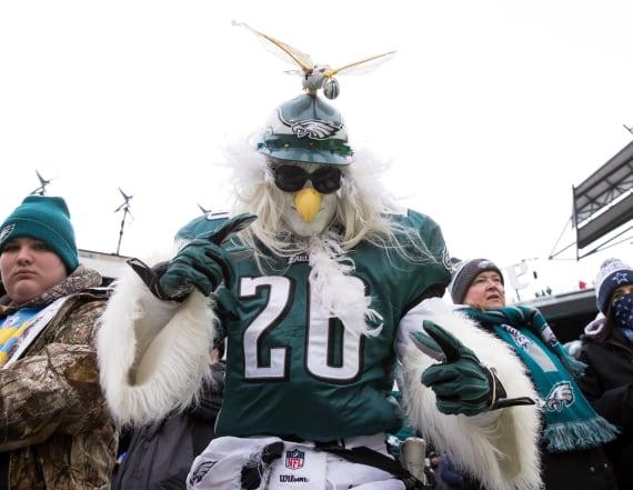 Philadelphia prepares for riots after Eagles' game
