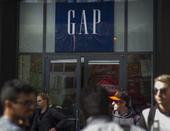 Gap third-quarter sales beat estimate