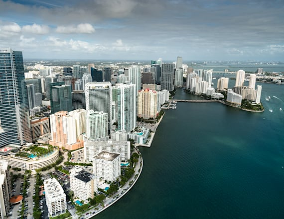 Miami may disappear due to climate change