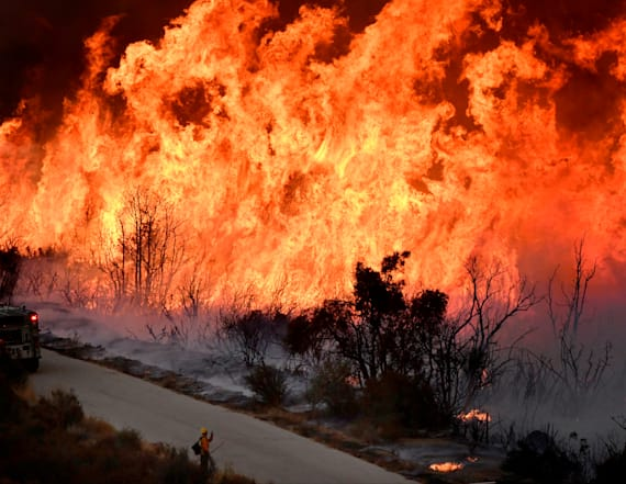 California wildfires force more evacuations