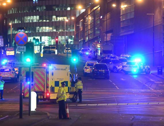 Salman Abedi Identified as Manchester Arena bomber