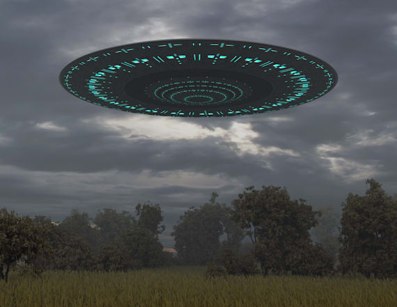Scientist claims signs of alien technology exist