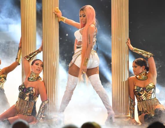 Pastor denies writing x-rated comment to Nicki Minaj