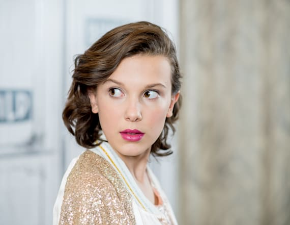 Millie is the doppelganger of this famous actress