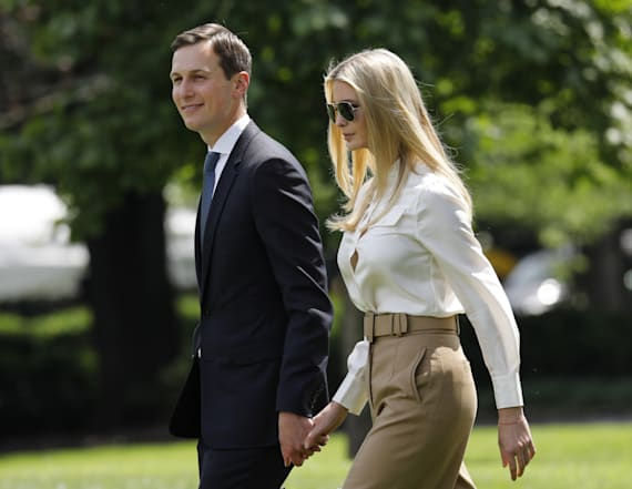 Jared Kushner, Ivanka Trump made $82 million in 2017