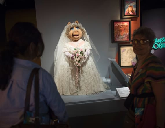Exhibit celebrates life of Muppets creator