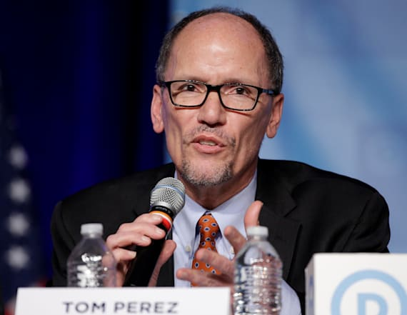 DNC chair comments on earning voters' trust