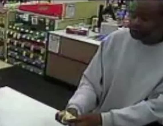 Robber caught after using rewards card during theft
