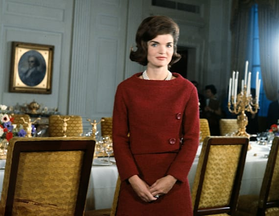 Jackie O's strict diet revealed