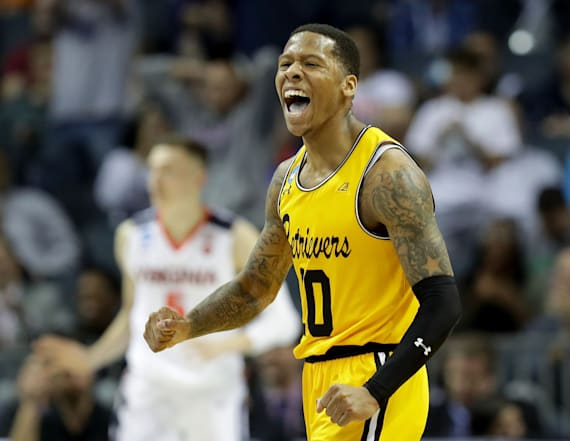 UMBC shocks Virginia in historic March Madness upset