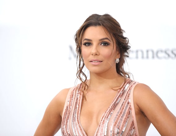 Eva Longoria's husband makes rare appearance