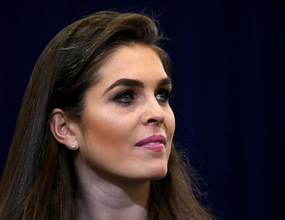 Everything you need to know about Hope Hicks