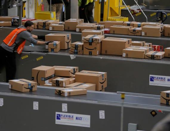 Amazon takes aim at Europe