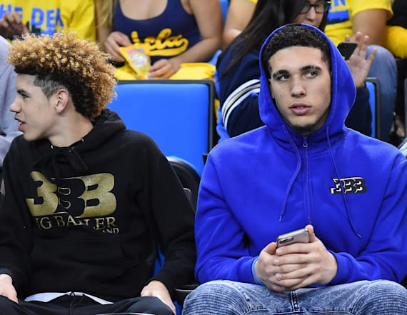 LaMelo, LiAngelo Ball sign with Lithuanian team