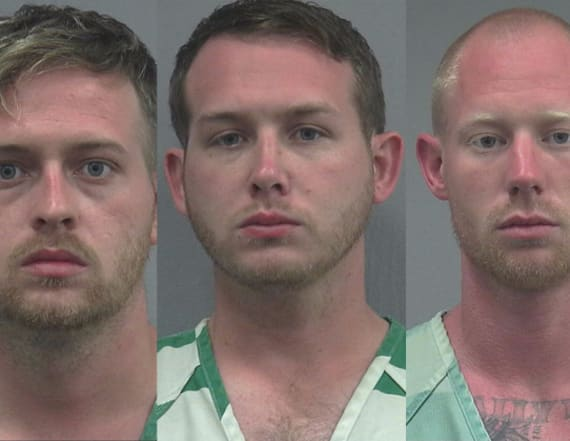 3 charged in shooting after Richard Spencer's speech