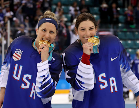 American women set to out-perform men at Olympics