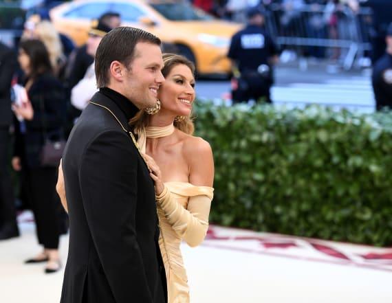 Tom Brady is being body shamed