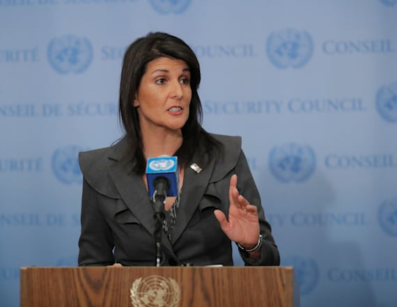 Haley addresses 's---thole' remark controversy