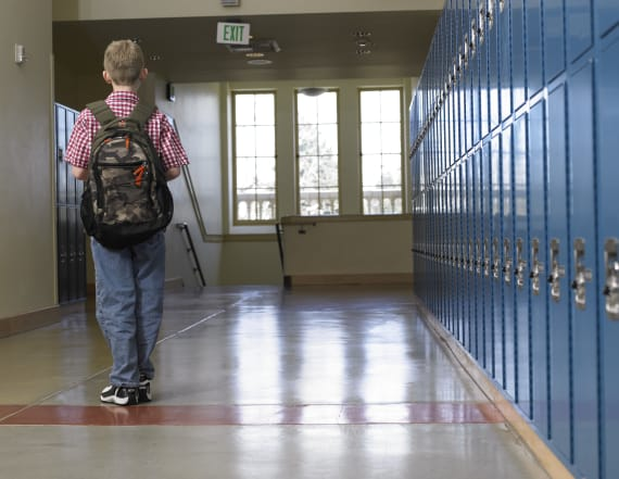 Back-to-school now includes bulletproof backpacks