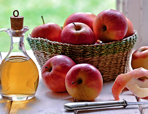 The negative of apple cider vinegar no one knows