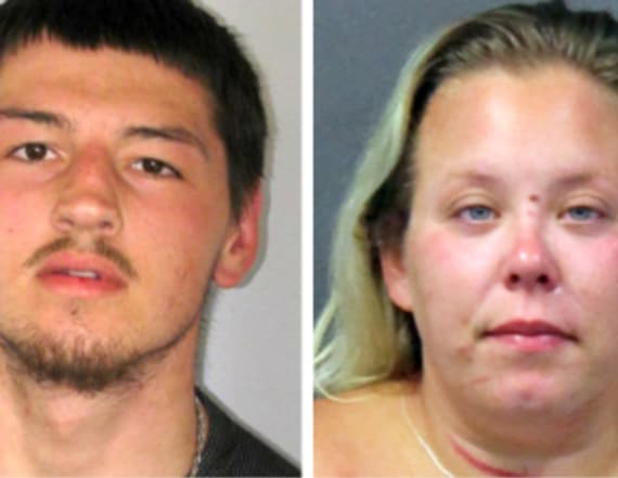 Couple forced teen babysitter into sex slavery