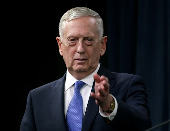 Mattis wasn't consulted before 'mother of all bombs'