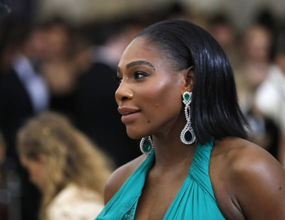 Serena Williams unusual pregnancy cravings revealed