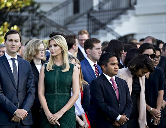 Ivanka Trump and Jared Kushner hit with lawsuit