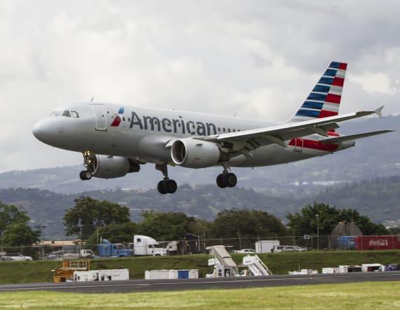 Flight attendants say their uniforms made them ill