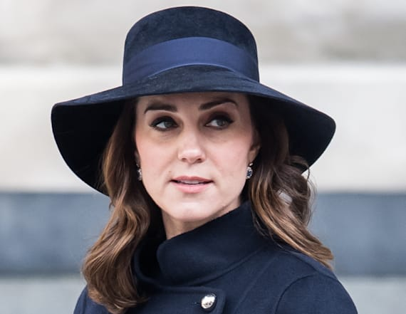 Duchess Kate steps out for Grenfell Fire Memorial