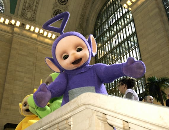 'Teletubbies' actor dies at 52