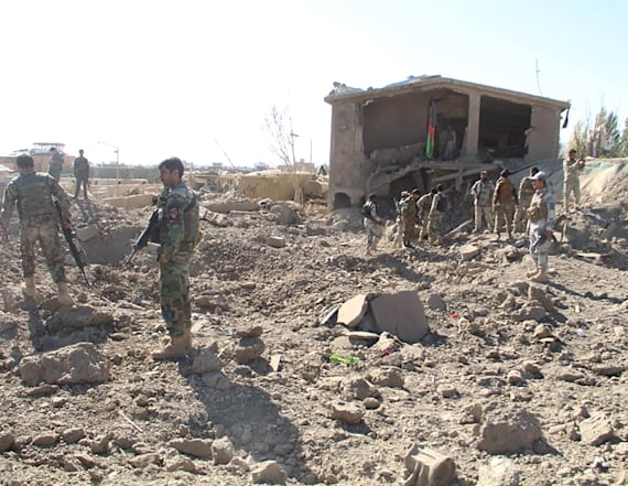 Taliban attacks kill at least 61 across Afghanistan