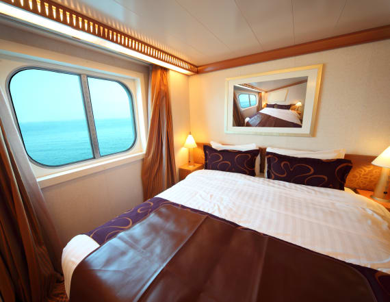 Cruise experts reveal how to avoid seasickness