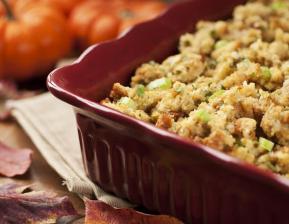 10 stuffing recipes for a hassle-free Thanksgiving