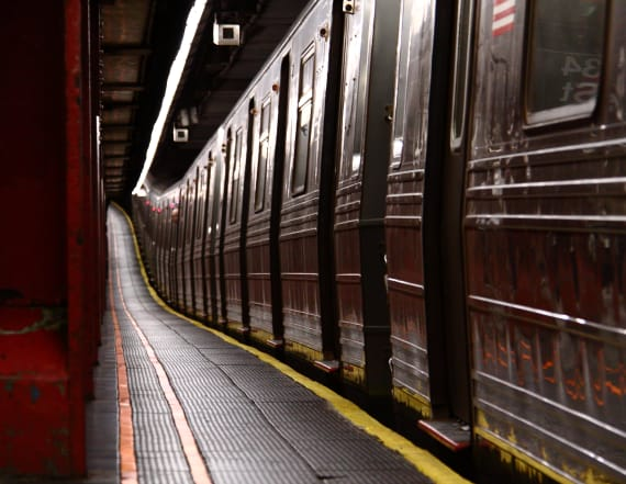 Teen says she was arrested for dancing on NYC subway