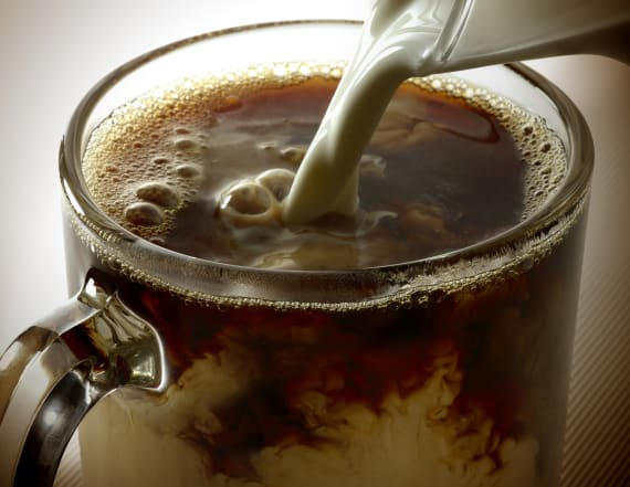 Your coffee creamer could have this chemical in it