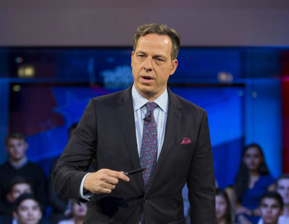 Tapper rips Trump and the WH over repeated blunders