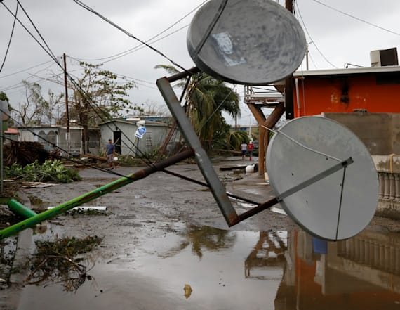 Puerto Rico faces months without power