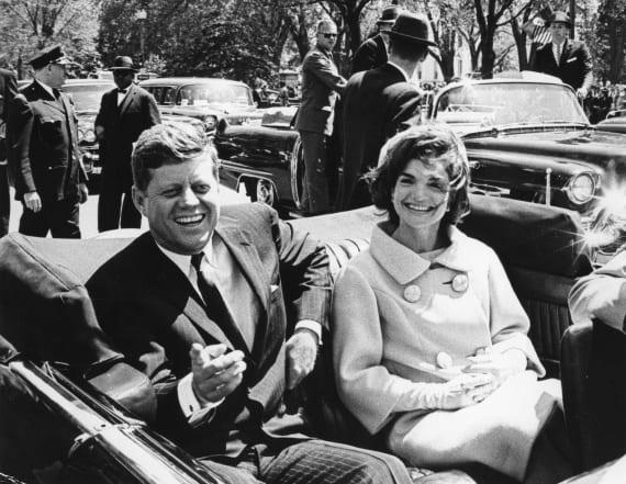Trump announces plans to release JFK files